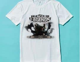 #19 para League of legends T Shirt de emastojanovska