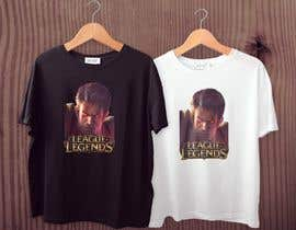 #26 para League of legends T Shirt de AllyHelmyy