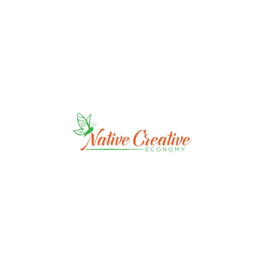Konkurrenceindlæg #171 for Logo for Native Creative Economy