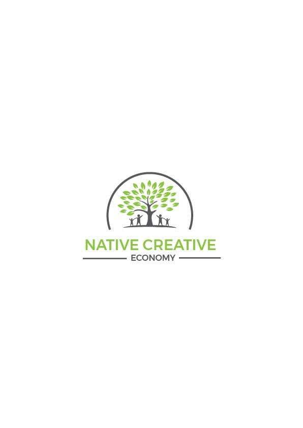Konkurrenceindlæg #165 for Logo for Native Creative Economy