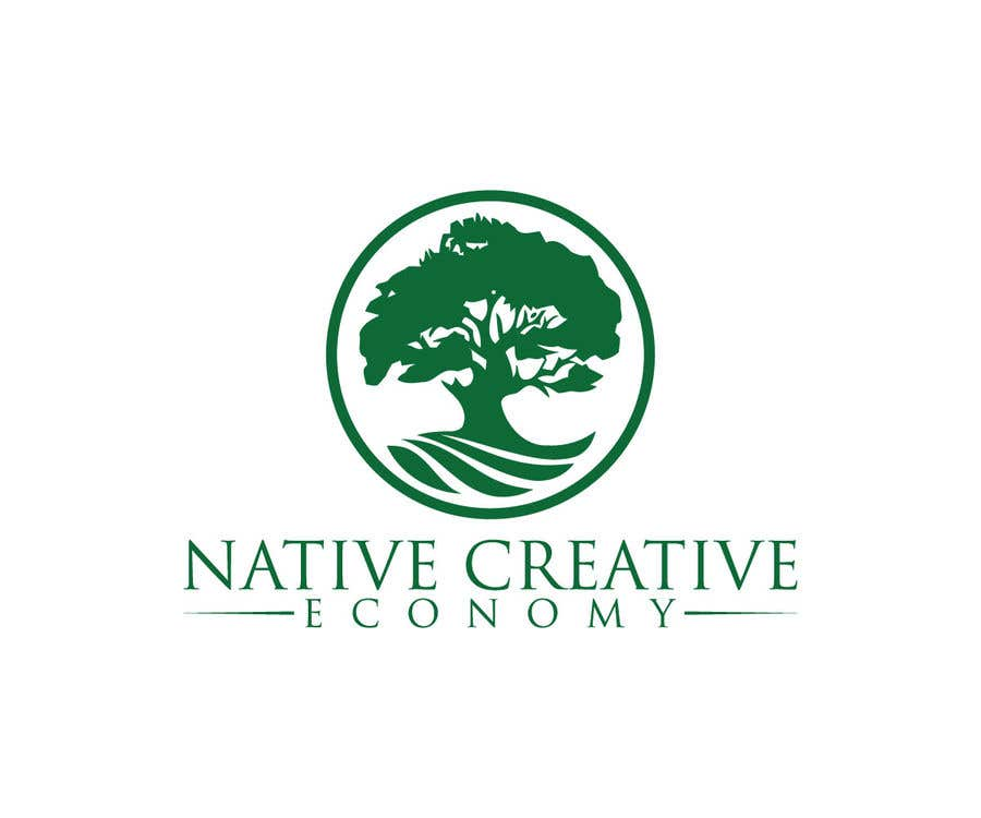 Konkurrenceindlæg #91 for Logo for Native Creative Economy