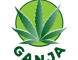 "#12 for Create a novel weed themed cover image: Draw/create a novel marijuana themed image, which incorporates the word ""Ganja"" by dasharg"