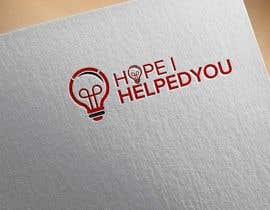 #57 for HopeIHelpedYou Blog Brand Design by LOGOCASA