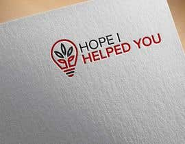 #58 for HopeIHelpedYou Blog Brand Design by LOGOCASA
