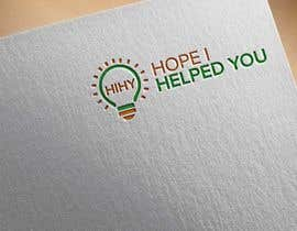 #77 для HopeIHelpedYou Blog Brand Design від LOGOCASA