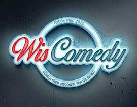 #91 cho Design a Logo for Wiscomedy - Sketch Comedy Company (Bro Humor) bởi naderzayed