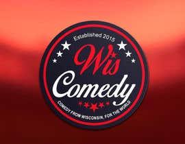 #95 cho Design a Logo for Wiscomedy - Sketch Comedy Company (Bro Humor) bởi naderzayed