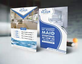 #149 for Cleaning services - Flyer by chauminhpham