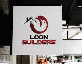 #165 cho Hi, I need a logo for an residential construction Company (loon builders). I prefer a loon (bird) to stand out with some construction attachments in the background. Any idea is welcome, so you guys are free to come up with something original. bởi LailaMalik012