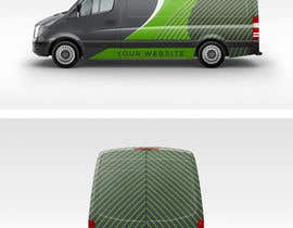 #48 for Vehicle Wrapping design for Transporter by hadildafirenz