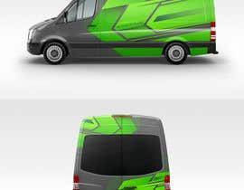 #49 for Vehicle Wrapping design for Transporter by hadildafirenz