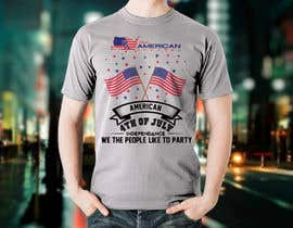 #52 для Real American Apparel 4th of july от PixelDesign24