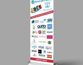 #6 para Diseño de publicidad sobre cobro de servicios públicos y privados para roll up de nfarina