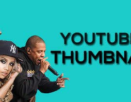 #7 untuk Thumbnail Creator Needed Viral Hip-Hop YouTube Channel oleh pajibor1