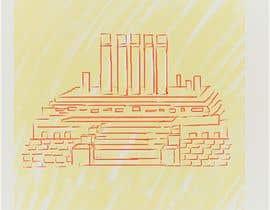#22 for Draw/Design the historical site af amberameer012