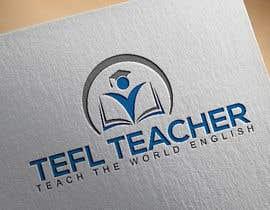 #63 cho TEFL Teacher Logo bởi imamhossainm017