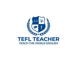 #85 cho TEFL Teacher Logo bởi nilufab1985