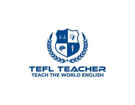 #87 cho TEFL Teacher Logo bởi nilufab1985
