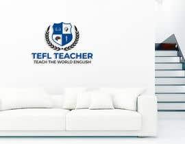 #90 cho TEFL Teacher Logo bởi nilufab1985