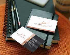 #5 для Need a Namecard Design for Spa от kainatfreelancer