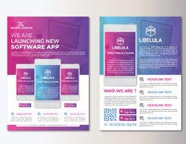 #80 cho Design a flyer for software company - Guaranteed Contest bởi nayangazi987