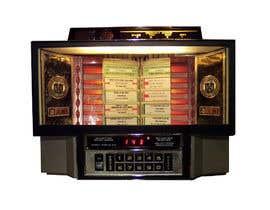 #17 untuk Design retro jukebox User Interface (high res png file) oleh naeemjr