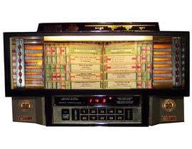 #23 untuk Design retro jukebox User Interface (high res png file) oleh mdrofiqul99