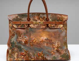 #8 cho 3D model Hermès Birkin Bag with painting. bởi runningmoon