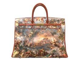 #14 cho 3D model Hermès Birkin Bag with painting. bởi artseba185