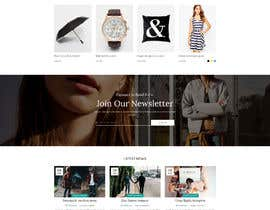 #13 untuk Build a website home page oleh mahfuzur7712