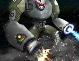 Nro 17 kilpailuun RoboMonster Contest (4th run) - Highly armored robot käyttäjältä medokhaled