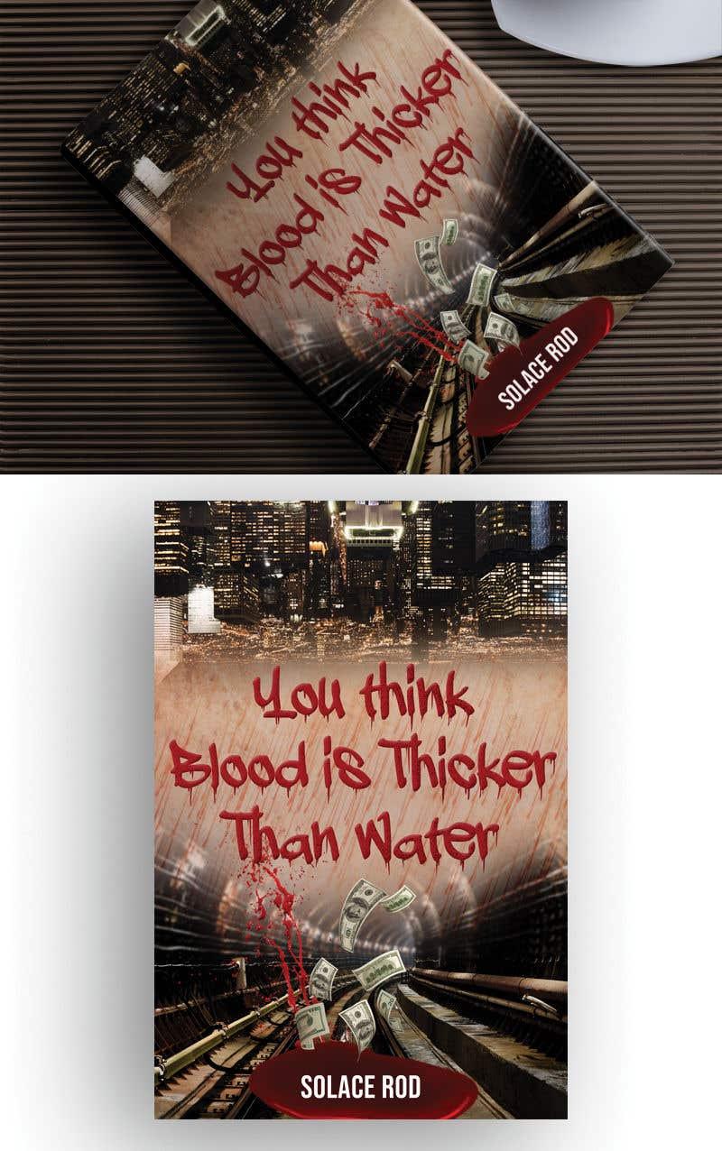 Penyertaan Peraduan #23 untuk Front Book Cover - Solace Rod