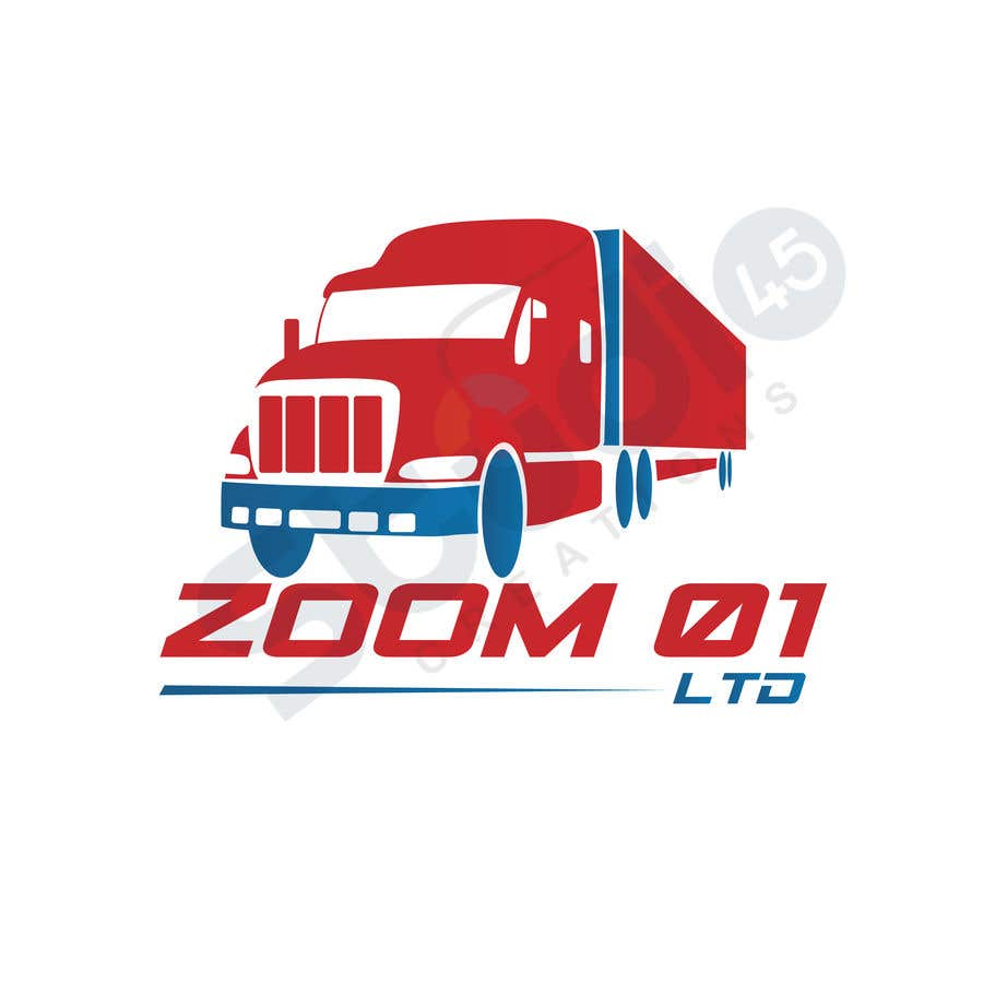 "Contest Entry #127 for Logo for Transportation Company ""Zoom 01 Ltd"""