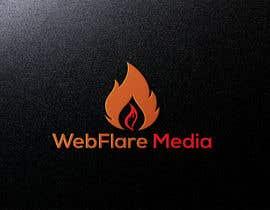 #47 for WebFlare Media, Logo and Icon af arafatrahaman629