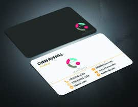 #413 for Business card design by apple1839