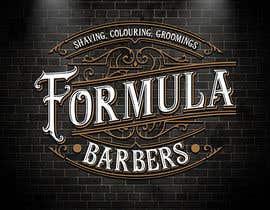 #68 for Logo and graphic design for Formula Barbers af SamuelMing
