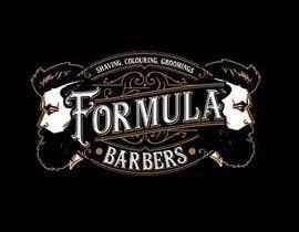 #127 for Logo and graphic design for Formula Barbers af SamuelMing