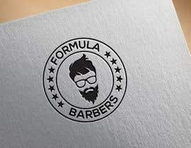 #151 для Logo and graphic design for Formula Barbers от subhojithalder19