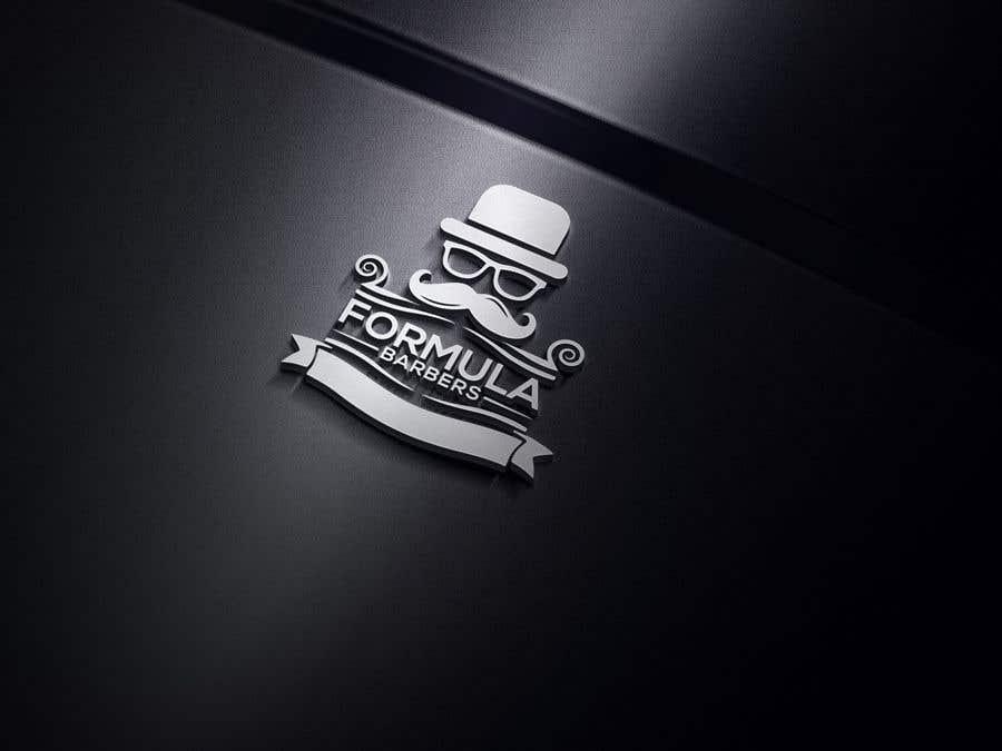 Inscrição nº 142 do Concurso para Logo and graphic design for Formula Barbers