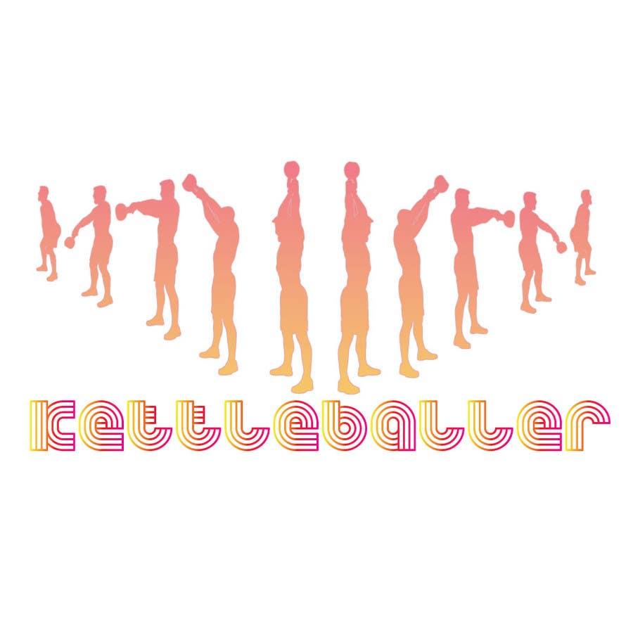 Inscrição nº                                         1                                      do Concurso para                                         Design a Logo for Kettleballer graphic