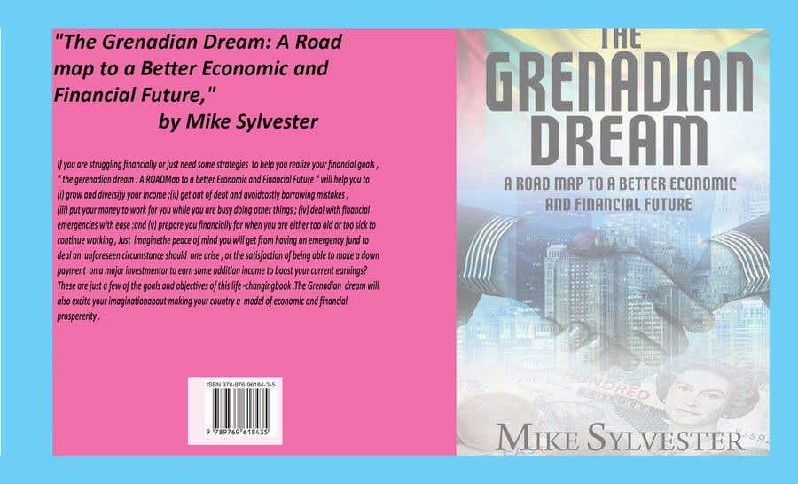 Конкурсная заявка №24 для Design book cover (paperback)