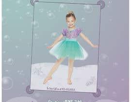 #9 untuk Mermaid Dance Flier oleh andreeamiri