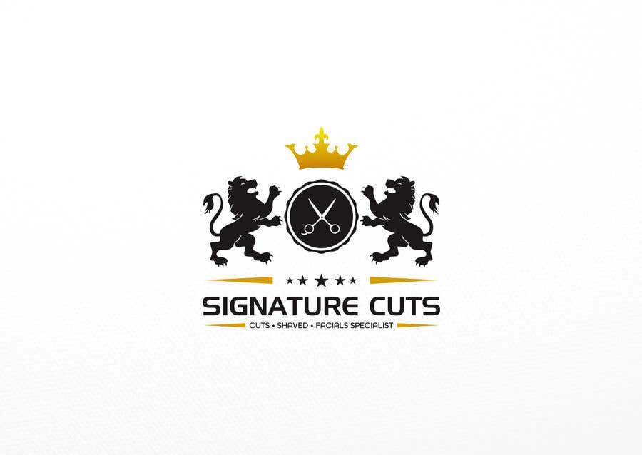 Kilpailutyö #36 kilpailussa Logo Design - Signature Cuts