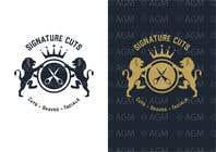 Graphic Design Kilpailutyö #9 kilpailuun Logo Design - Signature Cuts
