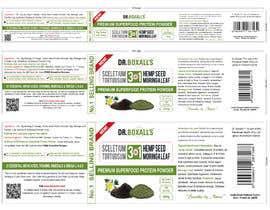 #22 для Finish off 2 label varieties от rkdesi