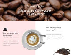 #13 for cafe website by Sahina1