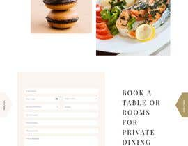#23 for cafe website by tanjina4