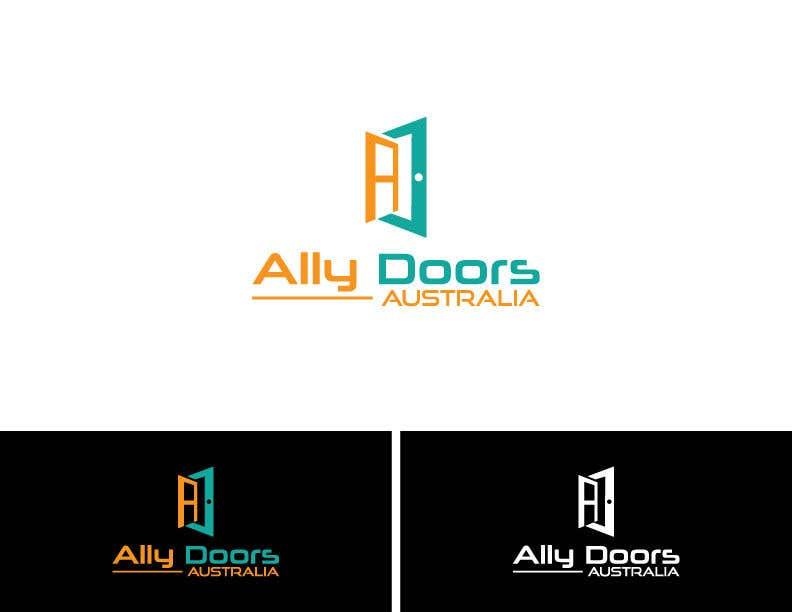 Contest Entry #88 for Design a Logo for a door manufacturer