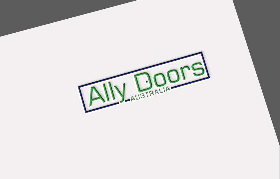Contest Entry #138 for Design a Logo for a door manufacturer