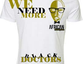 #4 para T-shirt Design for African Intelligence por ramikamalosman
